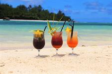 Cocktails for Wifi Muri Beach Club Hotel
