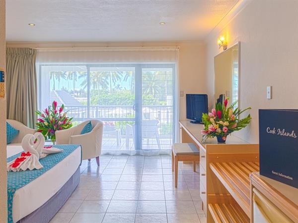 Pool View Room Muri Beach Club Hotel