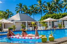 Special on sale from now until 30 June 2018 Muri Beach Club Hotel