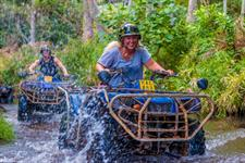GET OFFROAD ON THE QUADS