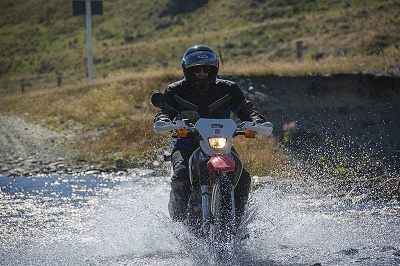 Gravel 'n' Gold Motorcycle Tours