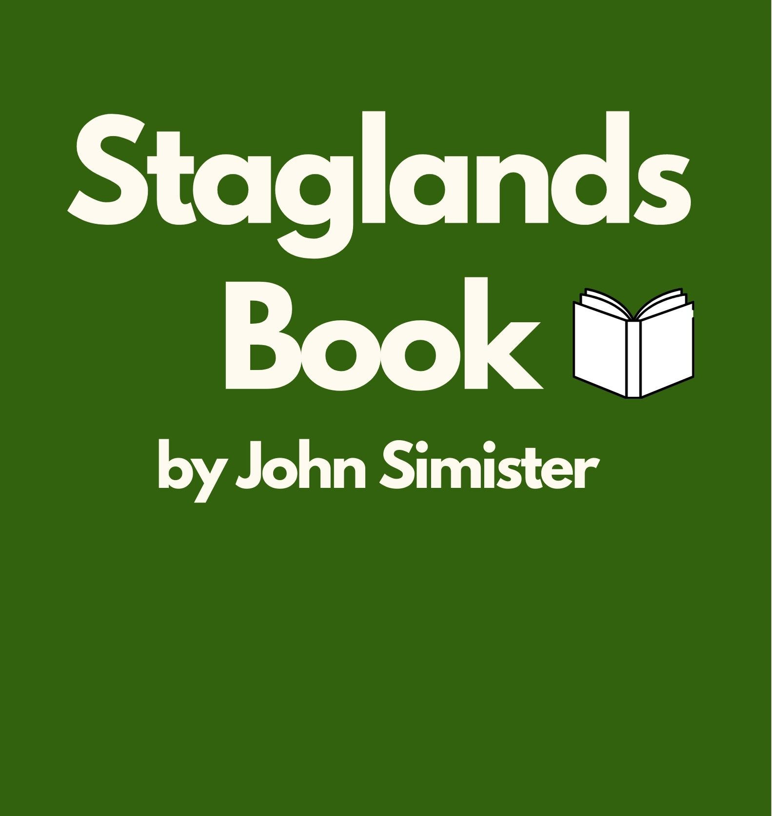 Staglands-The first forty years - by John Simister