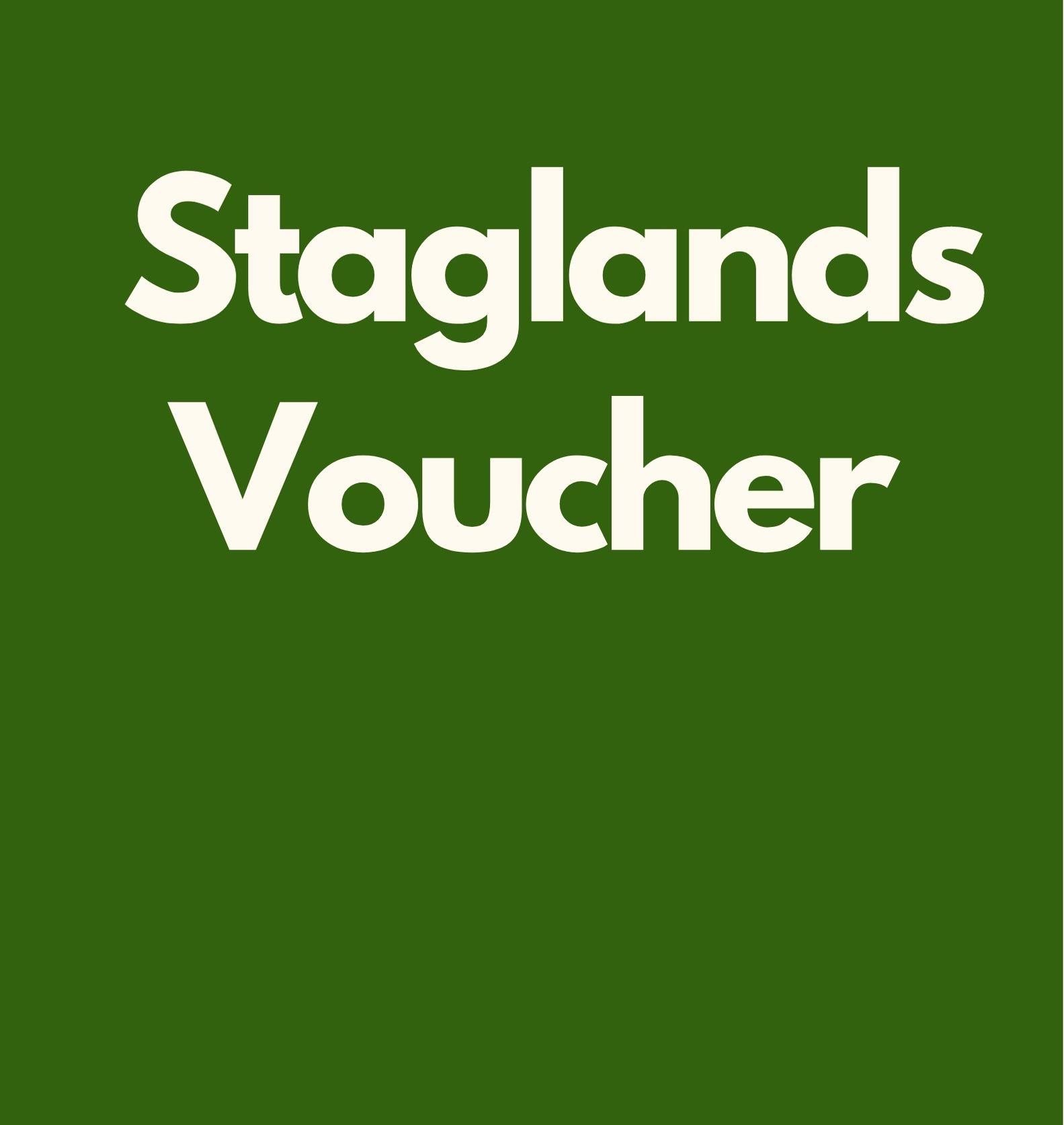 Staglands Voucher