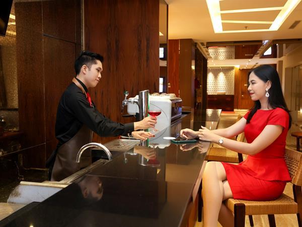 The Bar dan Lounge Swiss-Belhotel Pondok Indah