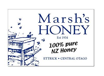 Marsh's Honey