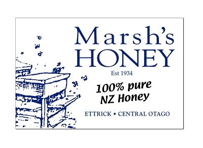 Marsh's Honey