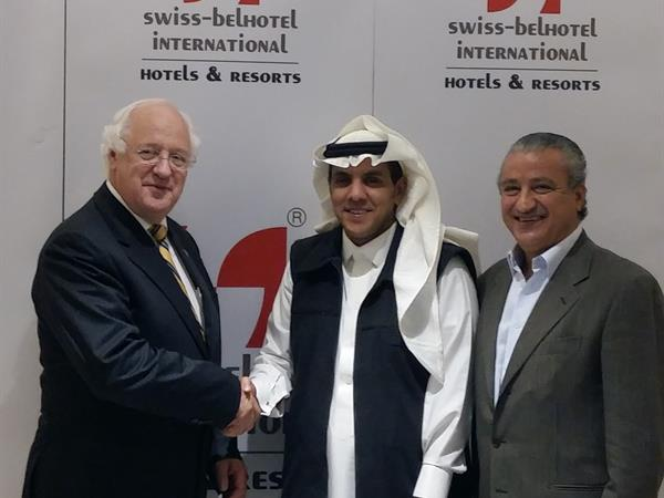 Swiss-Belhotel International to launch property in Saudi Arabia