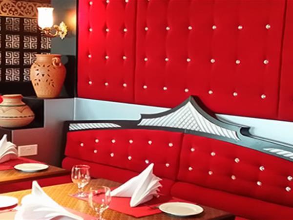 مطعم أكبر سويس بل هوتيل الدوحة