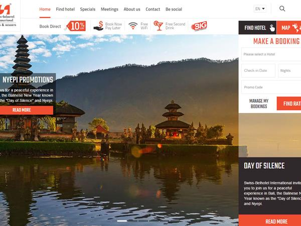 Website wins two Best in Class at IMA Awards!
