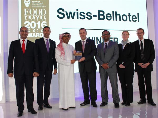 Swiss-Belhotel Seef Wins Best 4 Star Hotel Award! Swiss-Belhotel Seef Bahrain