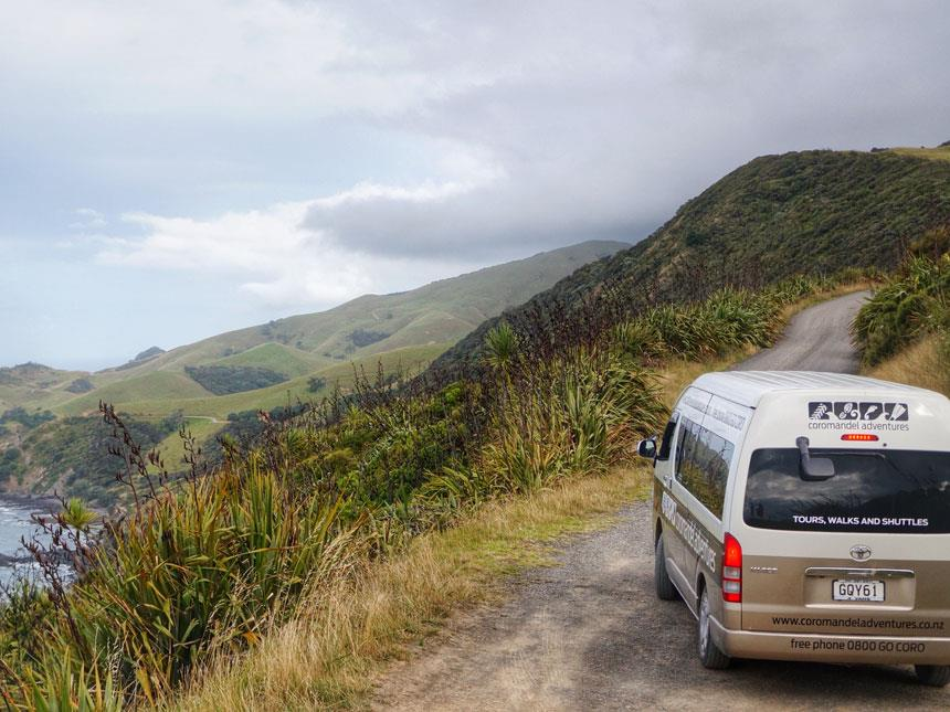 Remote Coast Tour