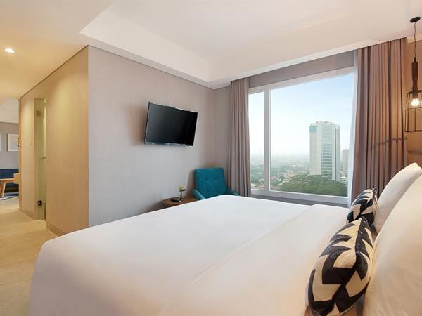 Premier Suite Swiss-Belinn Simatupang