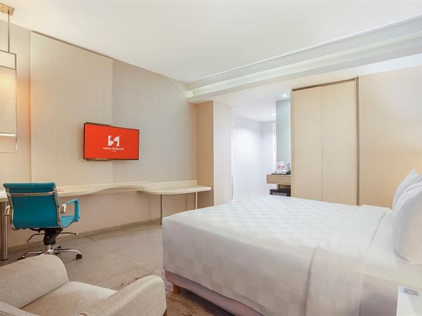 Deluxe Room Swiss-Belhotel Jambi