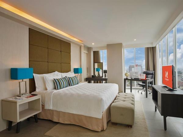 Presidential Suite Swiss-Belhotel Jambi