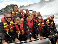 Thermal Safari Thrill Ride New Zealand River Jet
