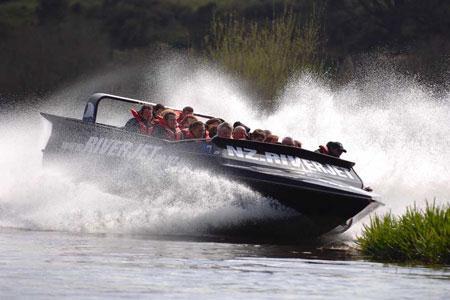New Zealand River Jet
