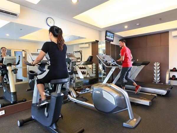 Fitness Membership - Starts from IDR 450,000nett Swiss-Belinn Balikpapan