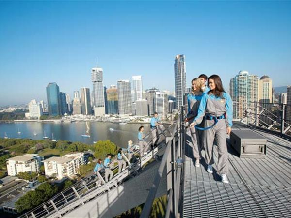 Story Bridge Adventure Climb Swiss-Belhotel Brisbane, South Brisbane