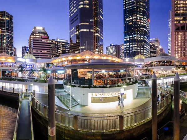 Eagle Street Pier