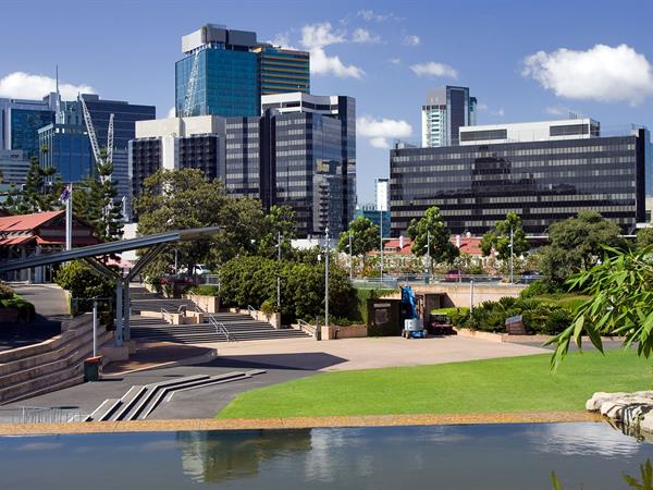 Roma Street Parklands