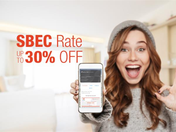 Save 30% off our Best Flexible Rate!
