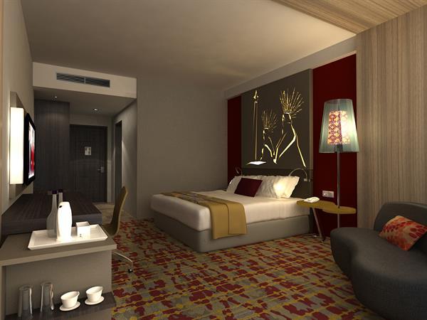 Grand Deluxe Room Swiss-Belhotel Kelapa Gading (Opening Soon)