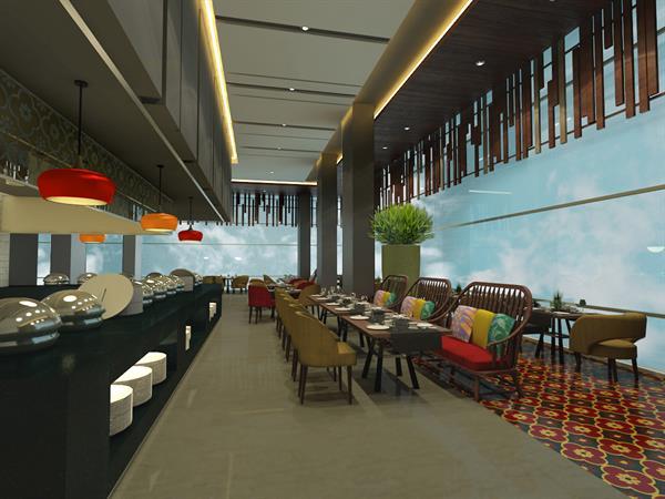 Swiss-Café Restaurant Swiss-Belhotel Kelapa Gading (Opening Soon)