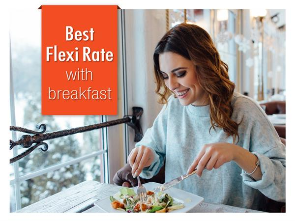 Best Flexible Rate with Breakfast (Refundable)