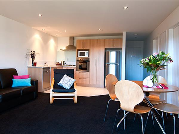 1 Bedroom Serviced Apartment Distinction Wanaka Alpine Resort