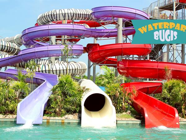 Bugis Waterpark Swiss-Belhotel Makassar