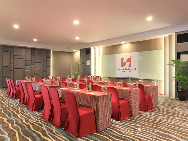 Meeting Rooms Swiss-Belhotel Makassar
