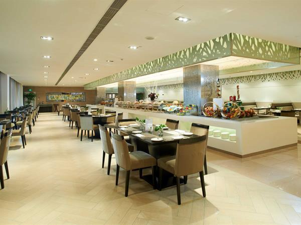 Swiss-Cafe Restaurant Swiss-Belhotel Liyuan, Wuxi