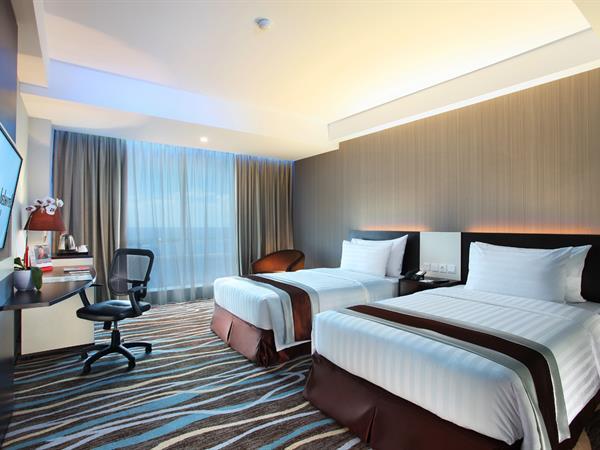 Deluxe Room Swiss-Belhotel Makassar
