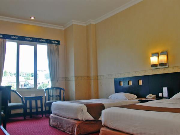 Superior Room Swiss-Belinn Kristal Kupang