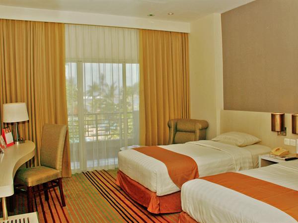 Grand Deluxe Rooms Swiss-Belinn Kristal Kupang