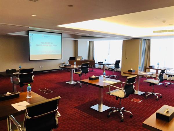 Ruang Pertemuan, Banquet dan Konferensi Swiss-Belhotel Seef Bahrain