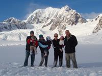 Treat The Family Fox Glacier