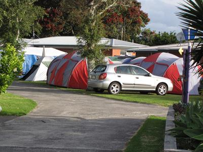 Non-powered Campsites SilverBirch Holiday Park