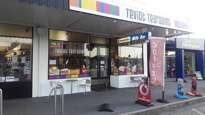 Teviot Tearooms