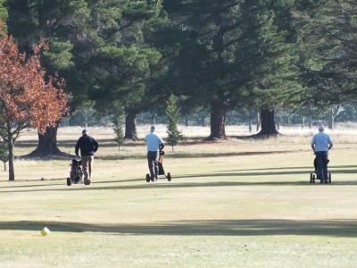 Dunstan Golf Club Inc
