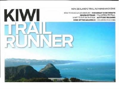 Kiwi Trail Runner - Mt Difficulty Ascent