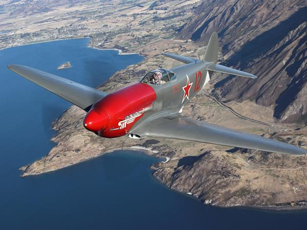 Warbirds Over Wanaka 2018