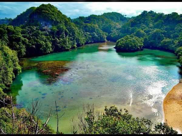 Pulau Sempu Swiss-Belinn Malang