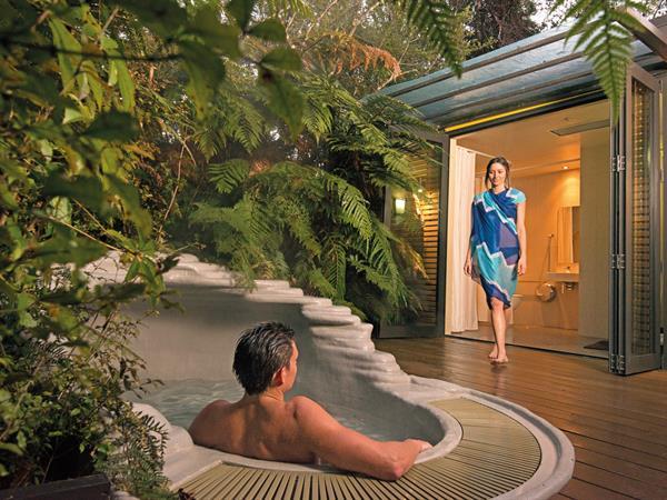 Glacier Hot Pools Distinction Fox Glacier Te Weheka Hotel