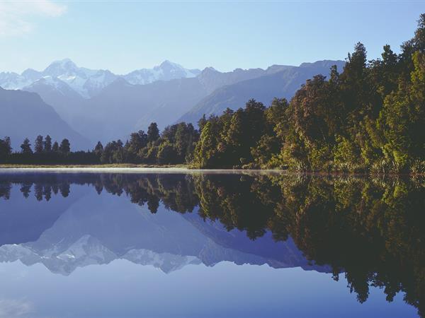 Lake Matheson Distinction Fox Glacier Te Weheka Hotel