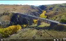 TV3 The Cafe - Otago Central Rail Trail