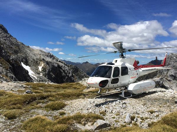 Scenic Flights in Te Anau & Fiordland