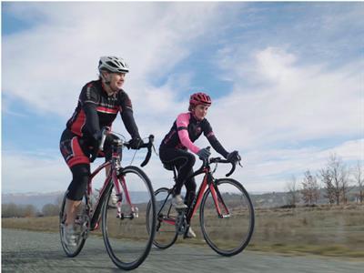 Liz Perkins - Road Cycling