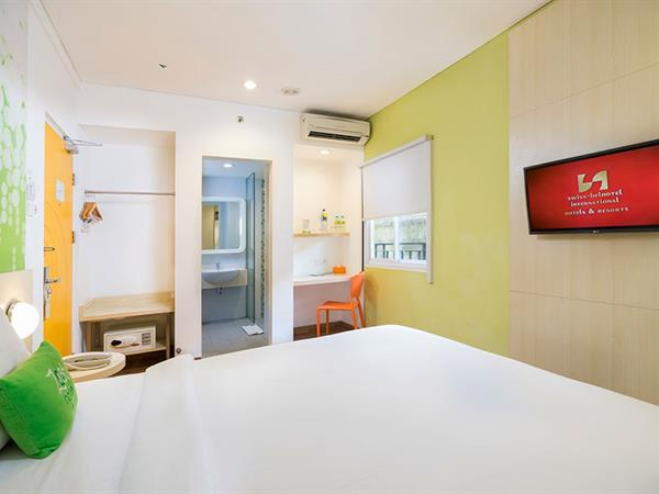 Zest Queen Room