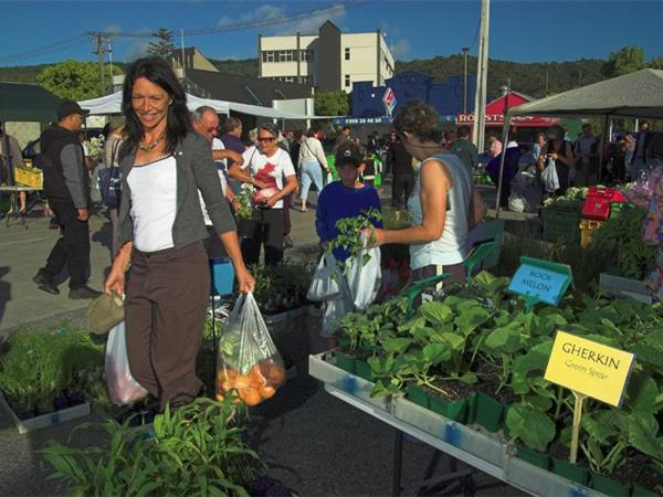 Growers Market Whangarei